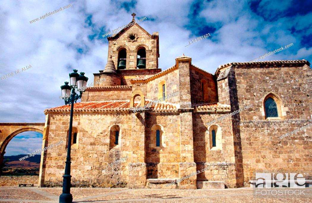 Stock Photo: Frias. Burgos. Spain.