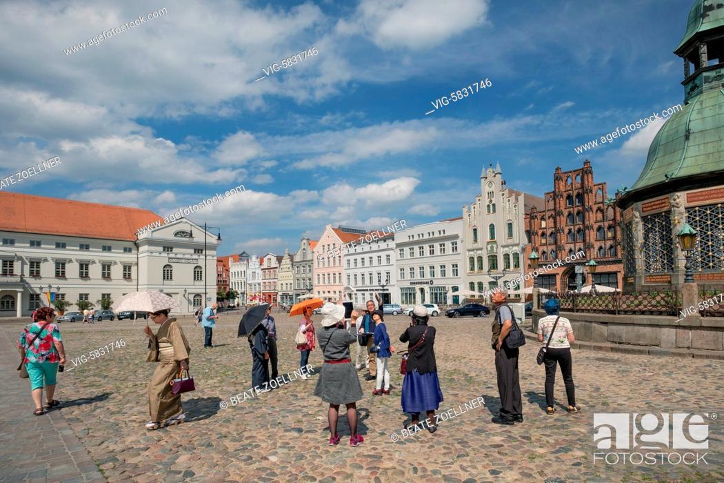 Hure Wismar, Hansestadt