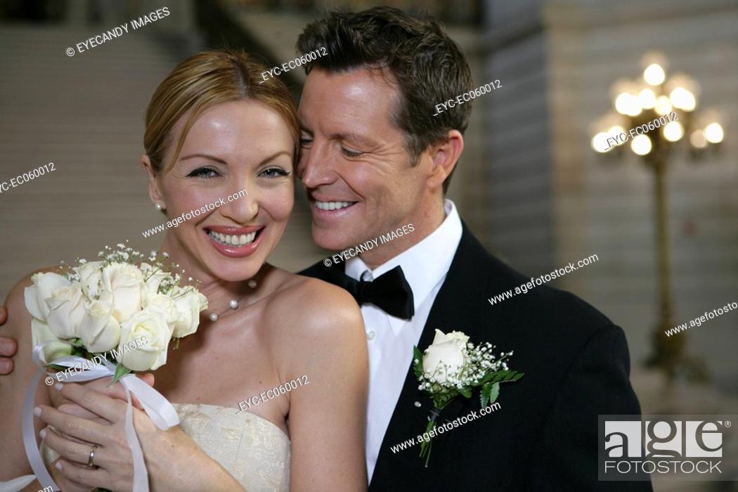 Stock Photo: Boomer wedding.
