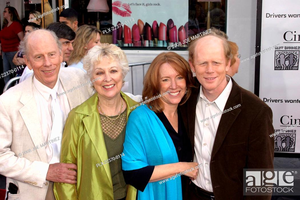 Cinderella Man Premiere Rance Howard Judy Howard Cheryl Howard Stock Photo Picture And Rights Managed Image Pic Plx 22370 0114 Agefotostock I am the real ron howard. https www agefotostock com age en stock images rights managed plx 22370 0114