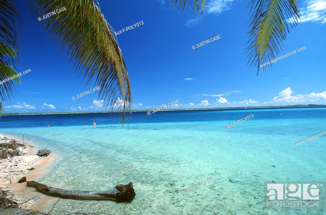 Stock Photo: French Polynesia - Marquises islands - Ua Pou.