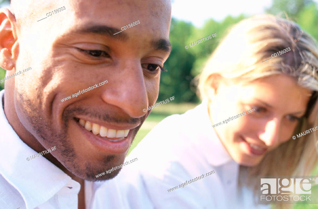 Stock Photo: Discovery, Interest, Smile.