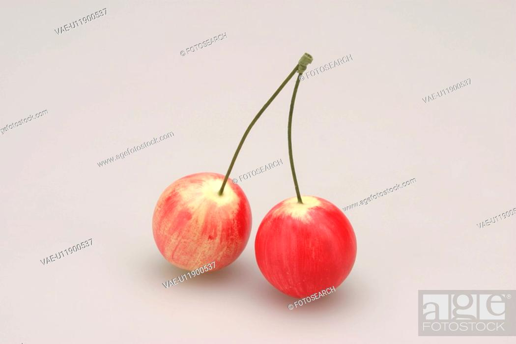 Stock Photo: Cherry.