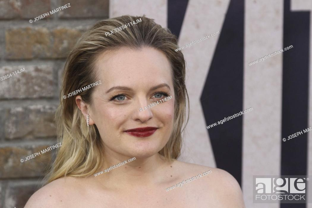 """Imagen: Elisabeth Moss at Warner Bros. Pictures' """"""""The Kitchen"""""""" Premiere held at the TCL Chinese Theatre, Los Angeles, CA, August 5, 2019."""
