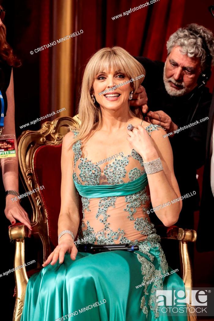 Imagen: Marla Maples guest at the tv show Ballando con le stelle, Rome, ITALY, 08-04-2017.