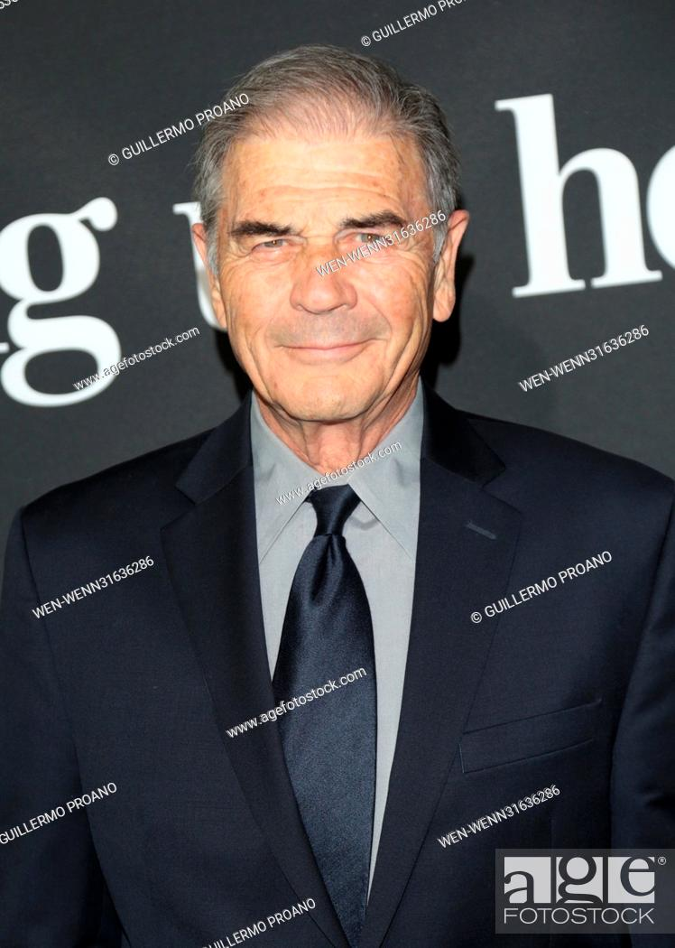 Stock Photo: Premiere of Showtime's 'I'm Dying Up Here' at the DGA Theater - Arrivals Featuring: Robert Foster Where: Los Angeles, California.