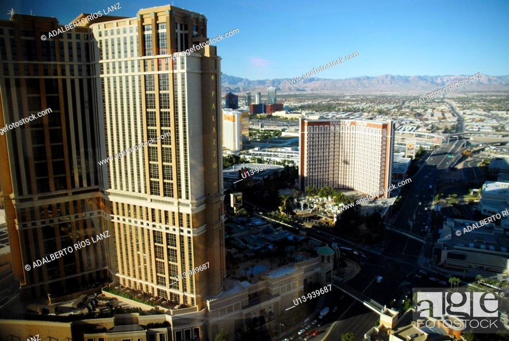 Stock Photo: Las Vegas, Nevada, United States.