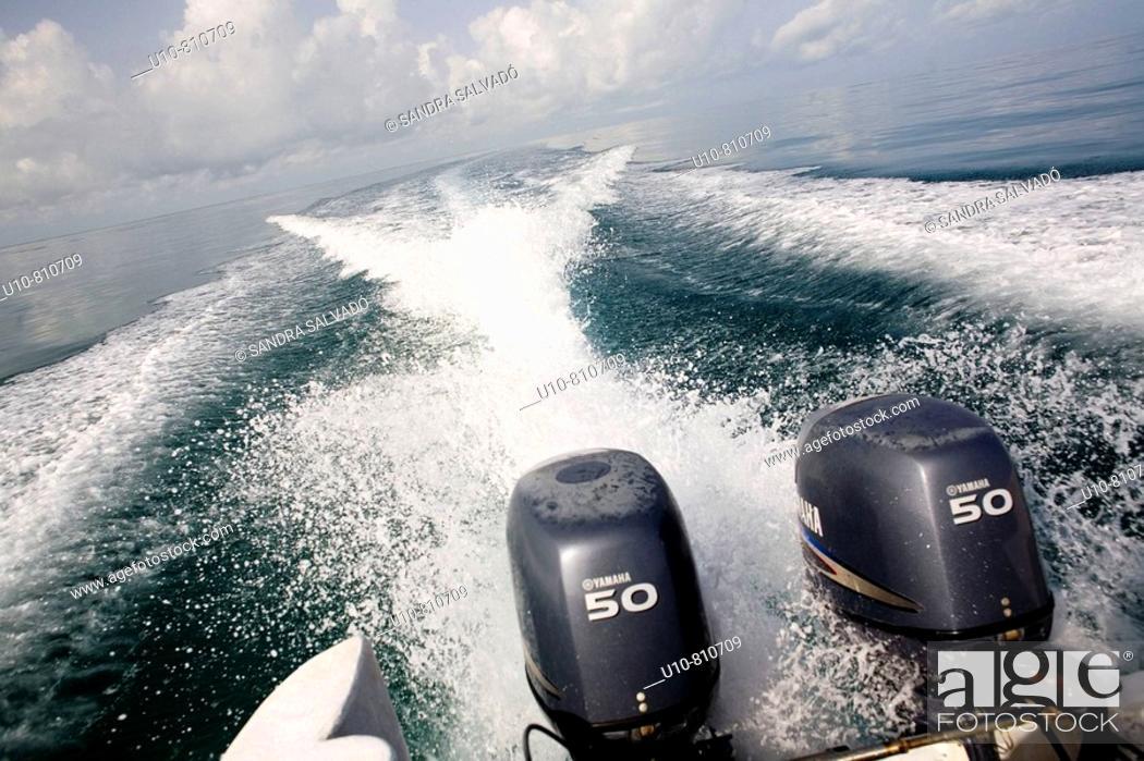 Stock Photo: Isla de Holbox. México.