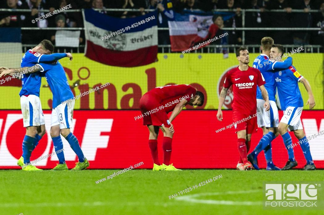 25 October 2019 Schleswig Holstein Kiel Soccer 2nd Bundesliga Holstein Kiel Vfl Bochum Stock Photo Picture And Rights Managed Image Pic Pah 191025 99 452448 Dpai Agefotostock