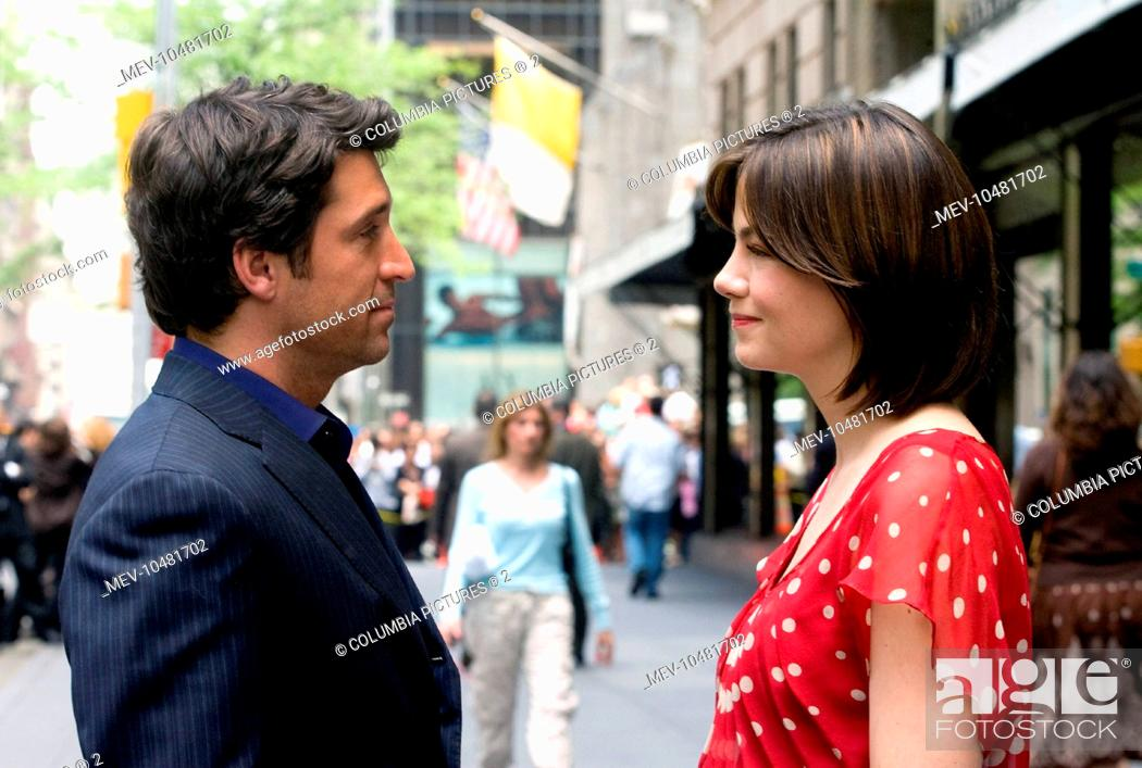 Made Of Honor Patrick Dempsey Michelle Monaghan Stock Photo