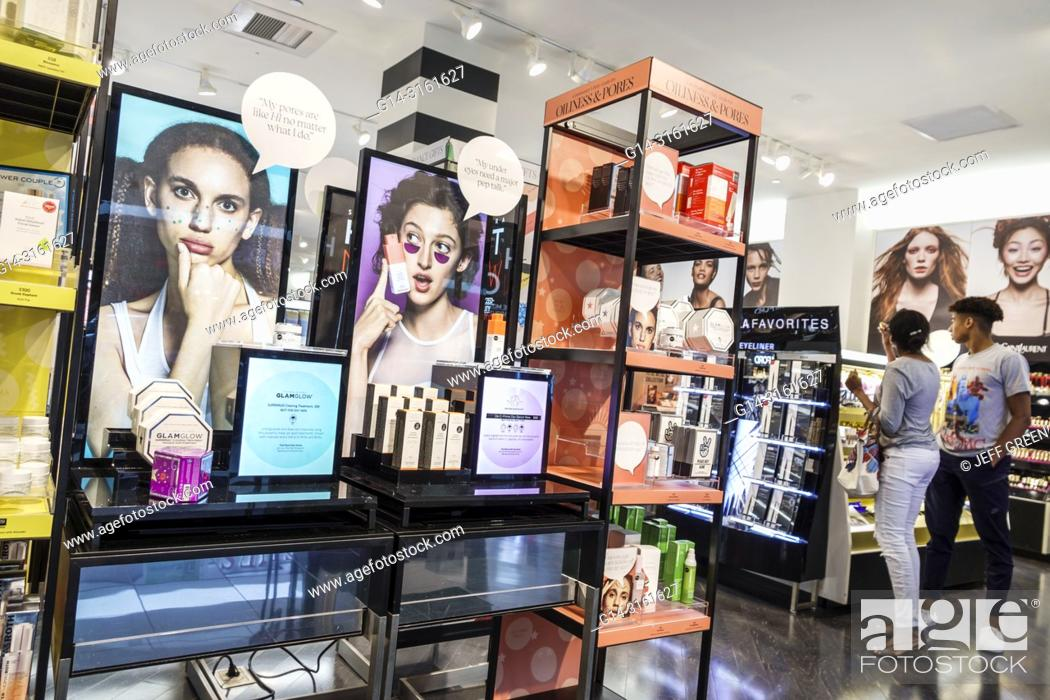 Florida, Miami, Kendall, Dadeland Mall, shopping, front