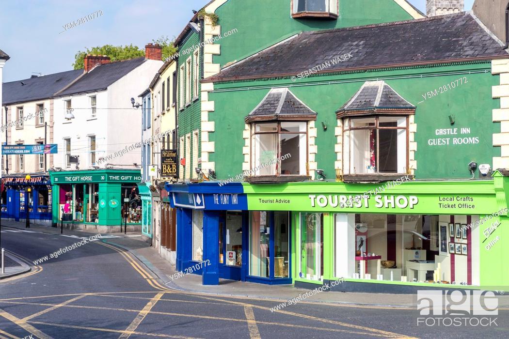 Stock Photo: Kilkenny, Leinster, Ireland, Europe.