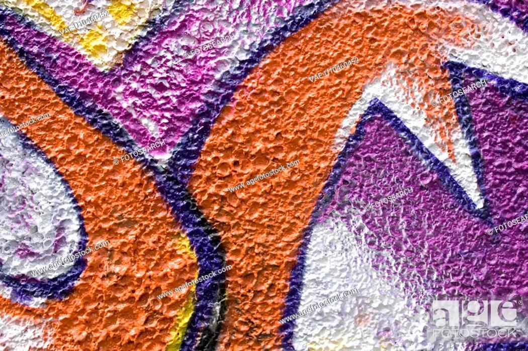 Stock Photo: Backgrounds, Close-Up, Colorful, Design.