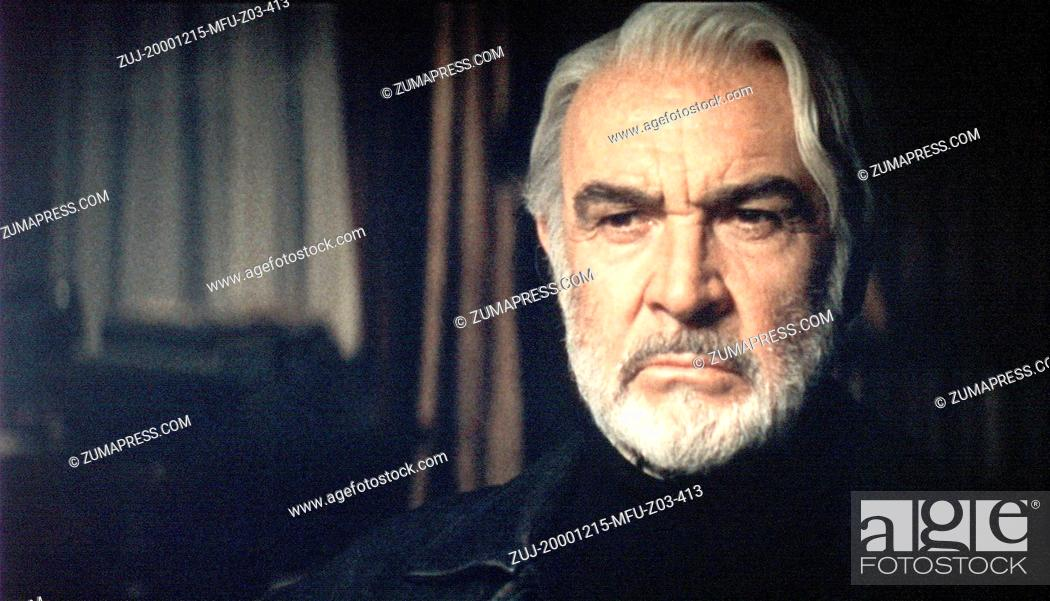 Dec 15 2000 Hollywood Ca Usa Sean Connery In Finding Forrester Stock Photo Picture And Rights Managed Image Pic Zuj 20001215 Mfu Z03 413 Agefotostock