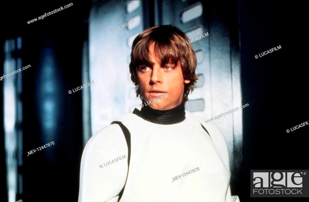 Mark Hamill Characters Luke Skywalker Film Star Wars Star Wars Episode Iv A New Hope Usa Stock Photo Picture And Rights Managed Image Pic Mev 12447870 Agefotostock