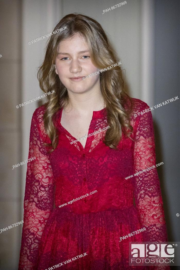 Princess Elisabeth Of Belgium Attends The Annual Christmas Concert At The Royal Palace In Brussels Stock Photo Picture And Rights Managed Image Pic Pah 86732969 Agefotostock