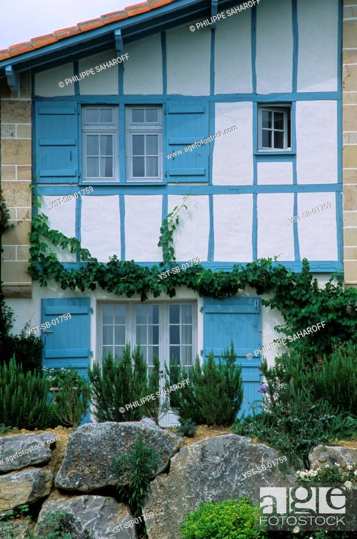 Imagen: House, Arcangues, Basque Country.
