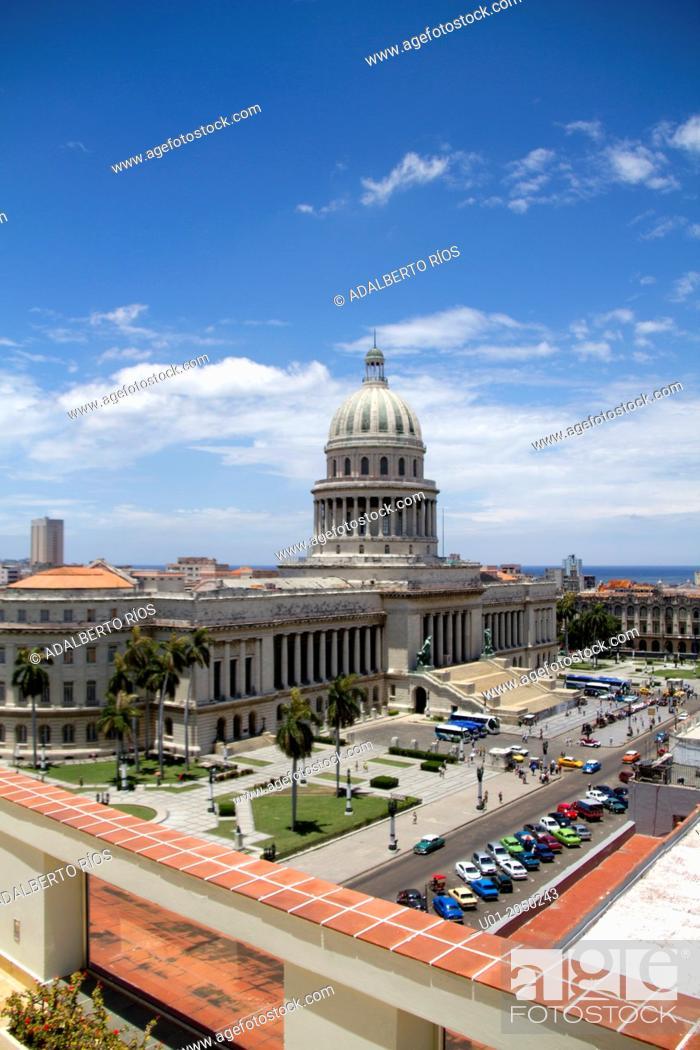 Stock Photo: Havana, Cuba.