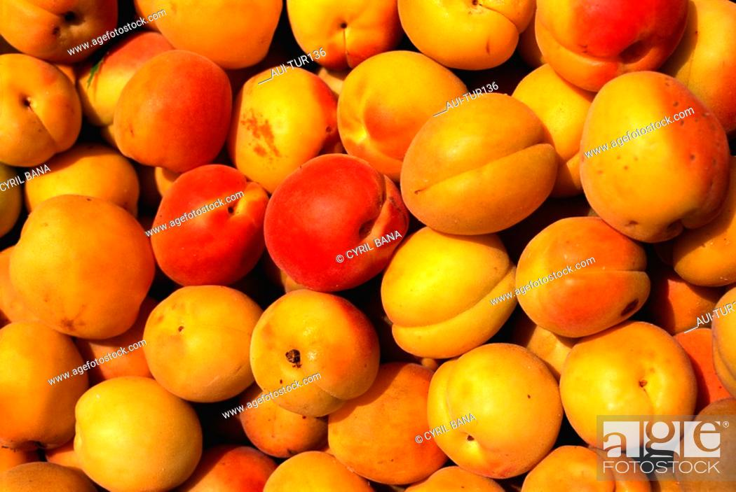 Stock Photo: Turkey - Istanbul - Apricot.