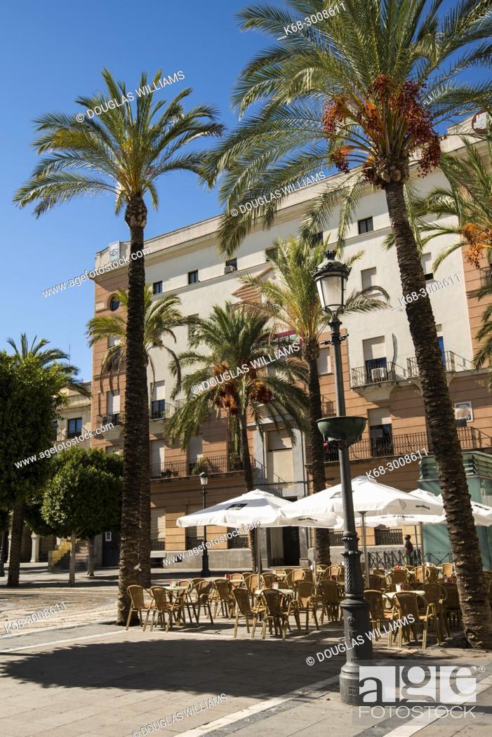 Photo de stock: Plaza del Arenal in Jerez de la Frontera, Cadiz province, Andalucia, Spain.