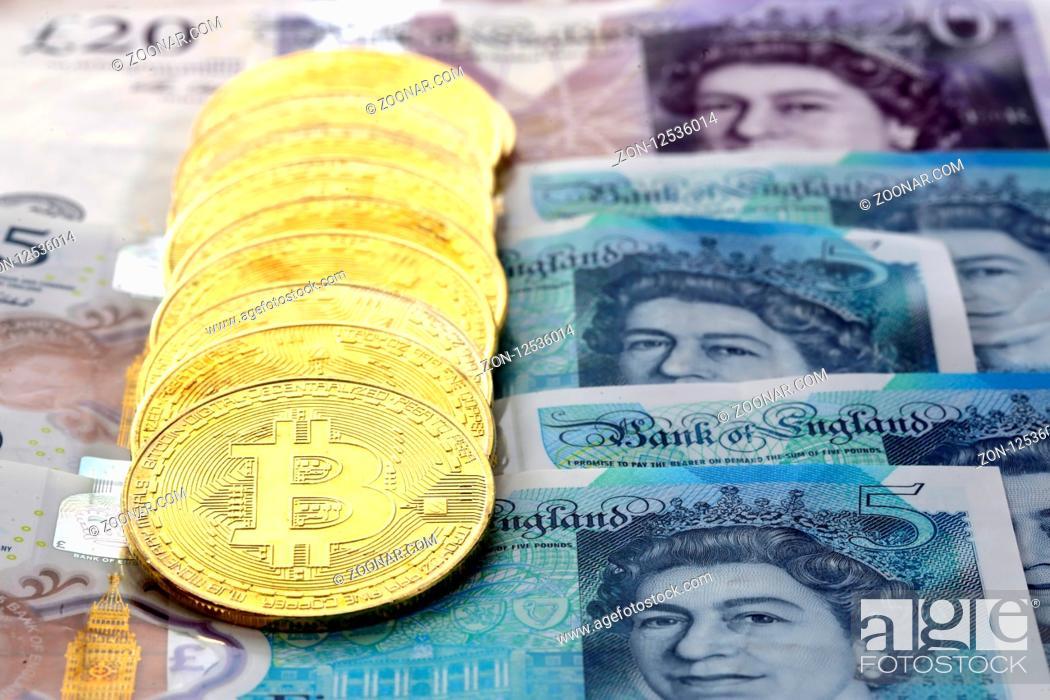 Virtual Cryptocurrency Money Bitcoin