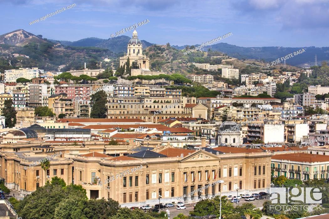 Imagen: Italy, Sicily Island, Mesina City.