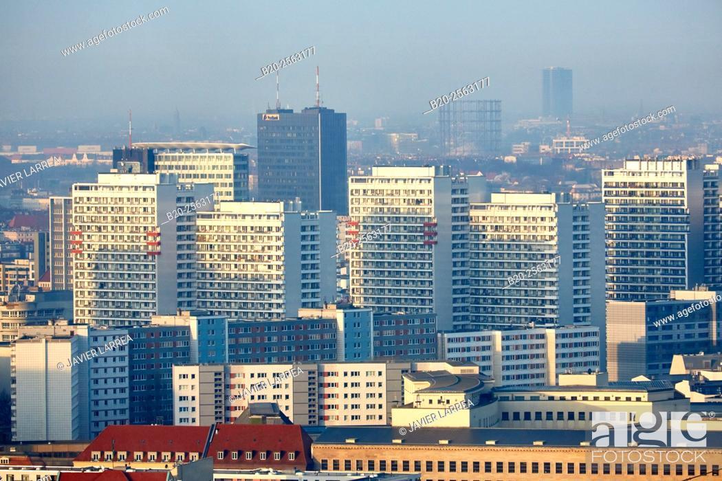 Imagen: Alexanderplatz, Berlin, Germany.