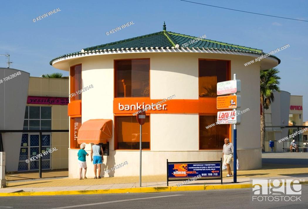 Bankinter oficinas madrid ruz registra sucursales de for Oficinas de bankinter en valencia