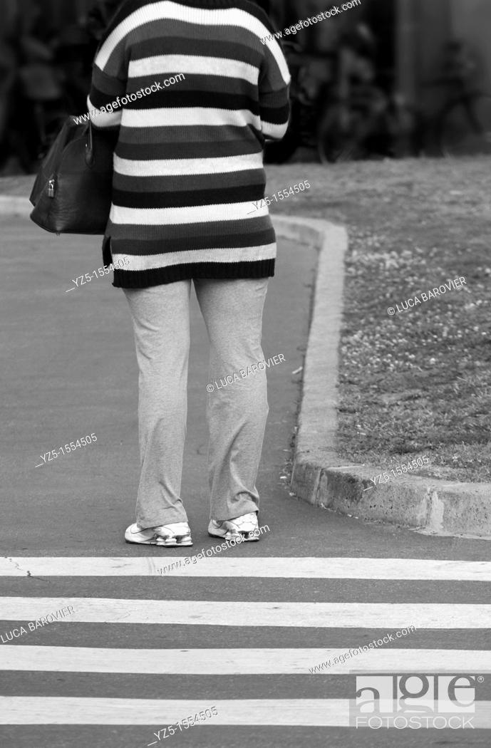 Imagen: Too much stripes.