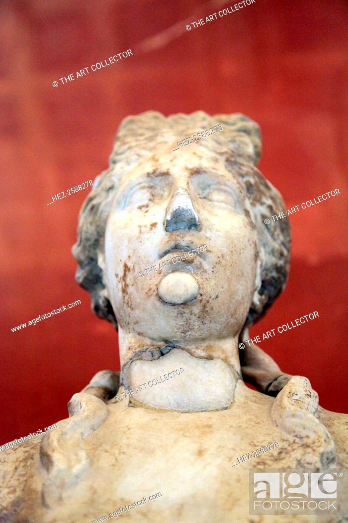 Statue Of Aphrodite Goddess Of Beauty And Love Roman