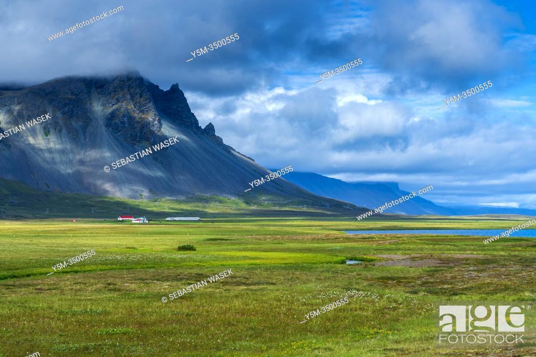 Stock Photo: Snaefellsnes Peninsula, Iceland.
