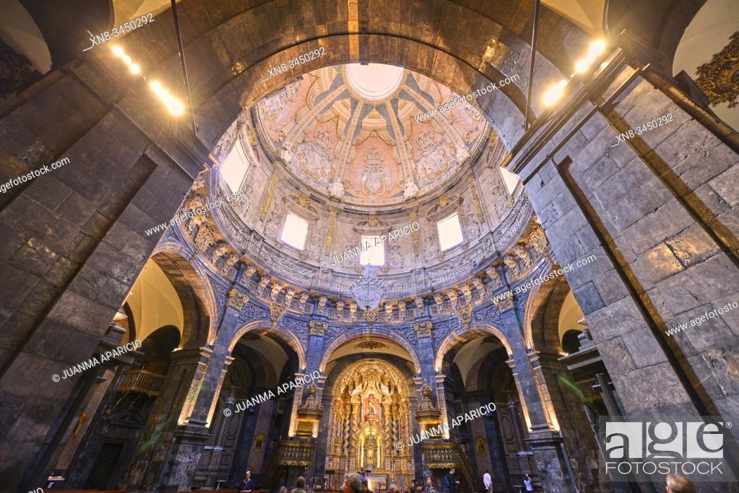 Stock Photo: Santuario San Ignacio de Loyola, Camino Ignaciano, Ignatian Way, Azpeitia, Gipuzkoa, Basque Country, Euskadi, Euskal Herria, Spain, Europe.