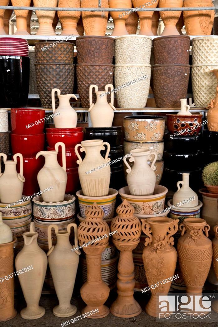 Qatar Doha Wholesale Market The Plant And Product Market