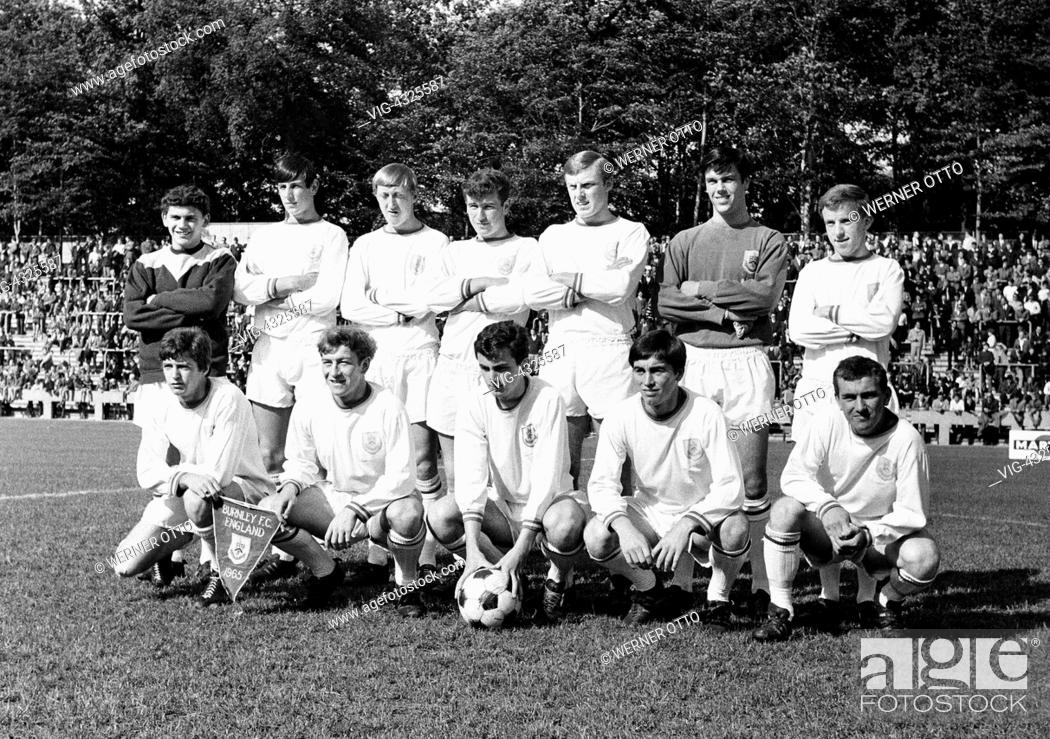 Fussball Internationales Junioren Turnier 1965 Roter Stern