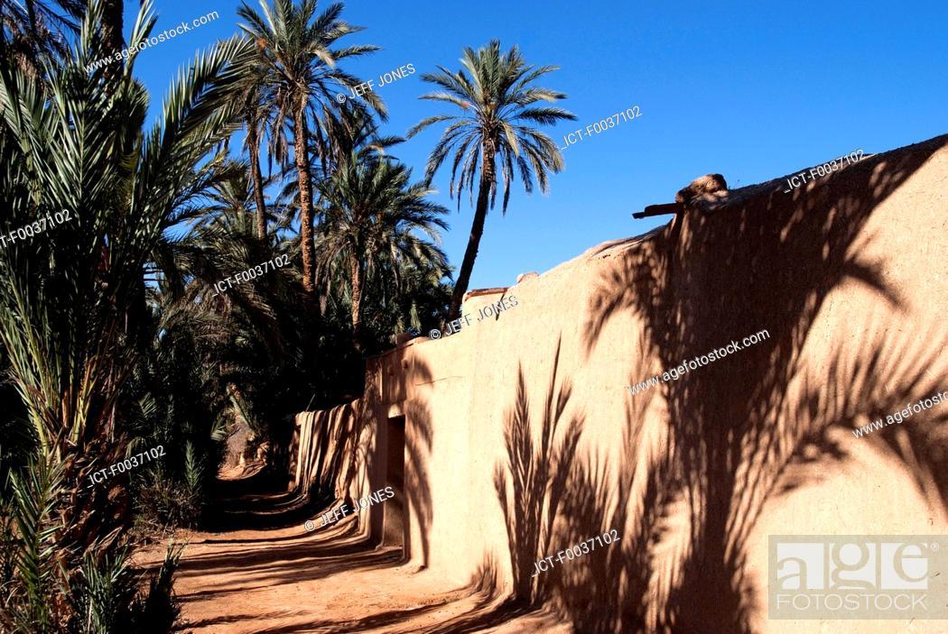 Imagen: Morocco, Tighmert.