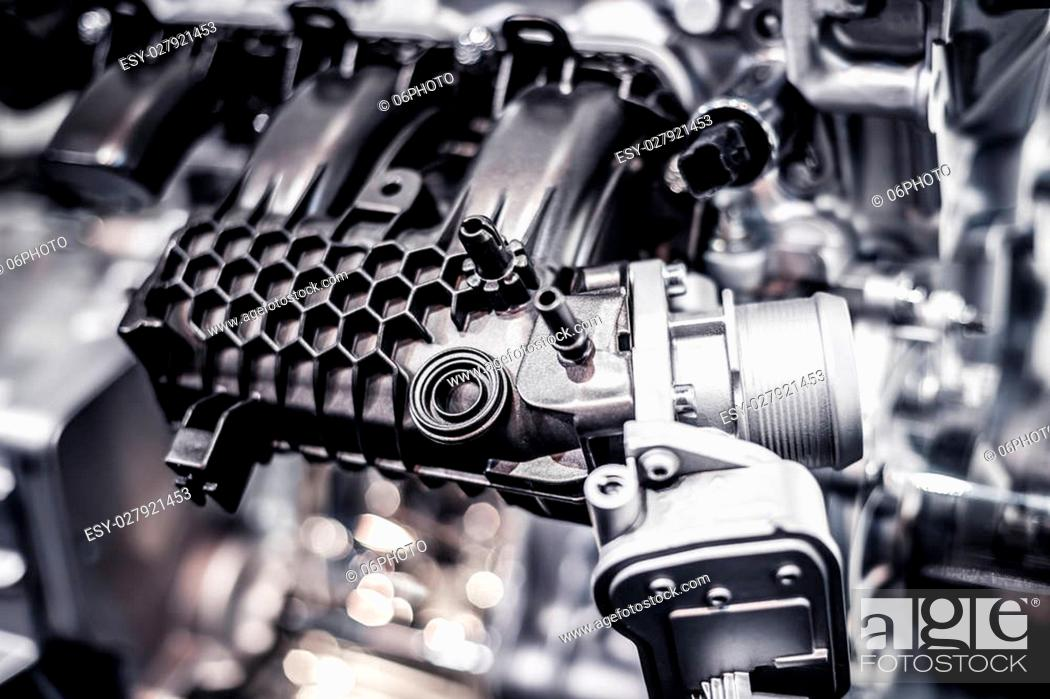 Car Engine Stock Photo Picture And Low Budget Royalty Free Image Pic Esy 027921453 Agefotostock