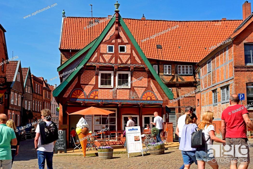 Europe, Germany, Lower Saxony, Hamburg Metropolitan Region