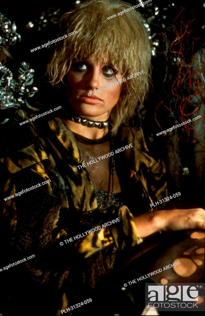 Stock Photo: Daryl Hannah, Blade Runner 1982.