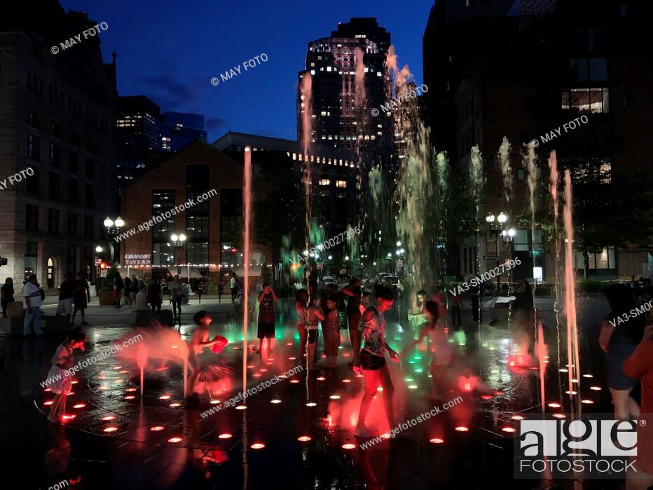Stock Photo: Boston, Massachusetts, United States.