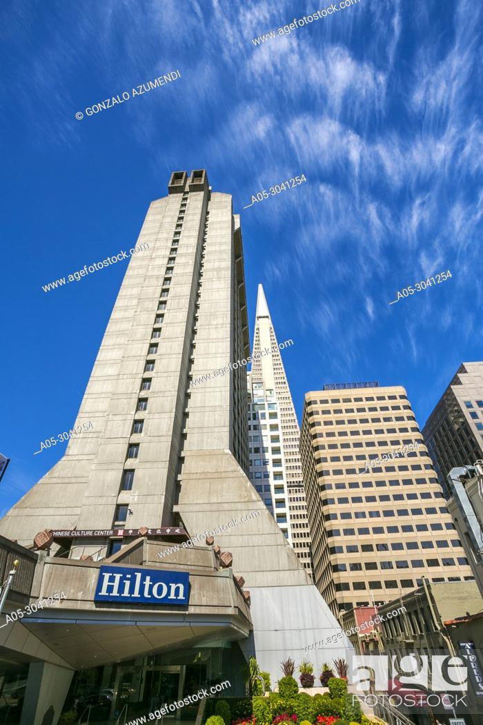 Stock Photo: San Francisco. California, USA.