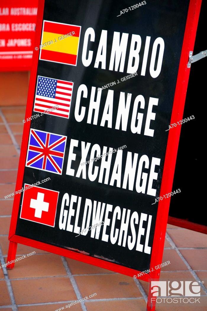 Stock Photo: Change , symbolic , mallorca , balearic island.