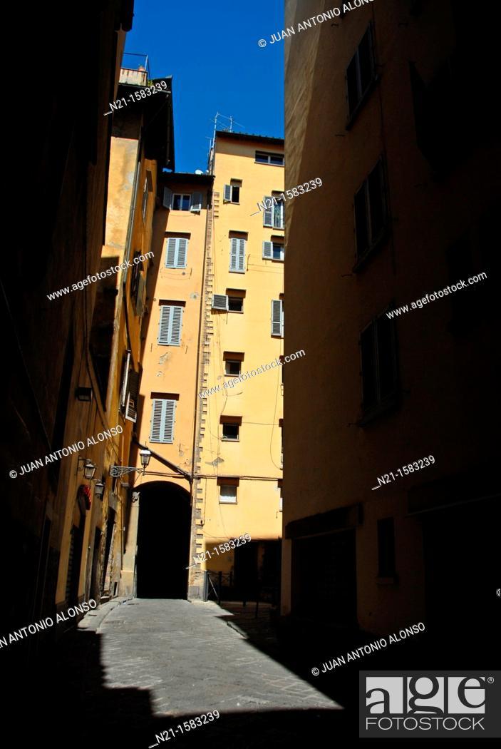 Stock Photo: Florence, Tuscany, Italy, Europe.