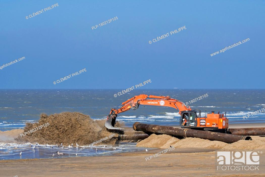 Hitachi Zaxis 470 LCH, crawler hydraulic excavator used by