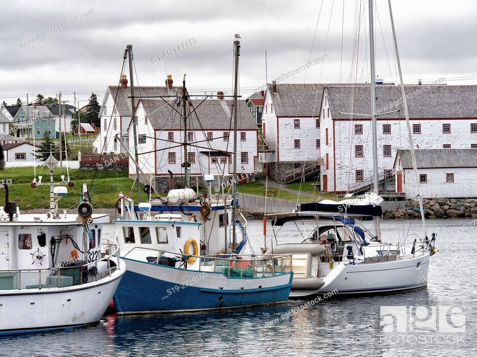 Imagen: Bonavista Newfoundland Historic District.
