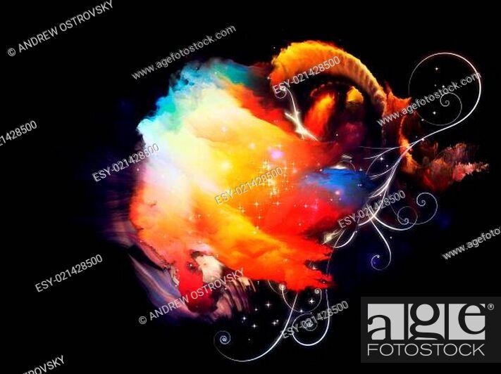 Imagen: Unfolding of Design Nebulae.
