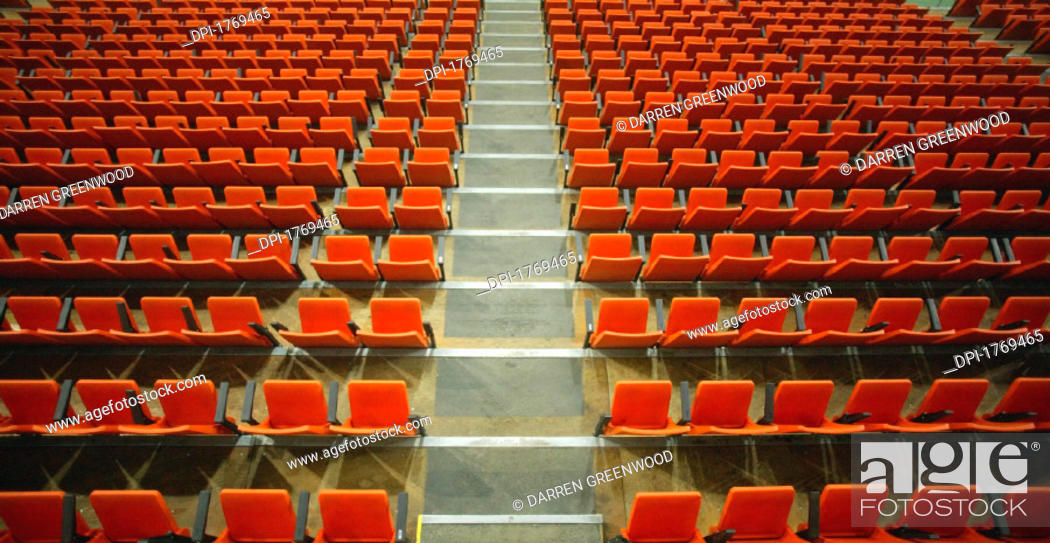 Stock Photo: Architectural Interiors.