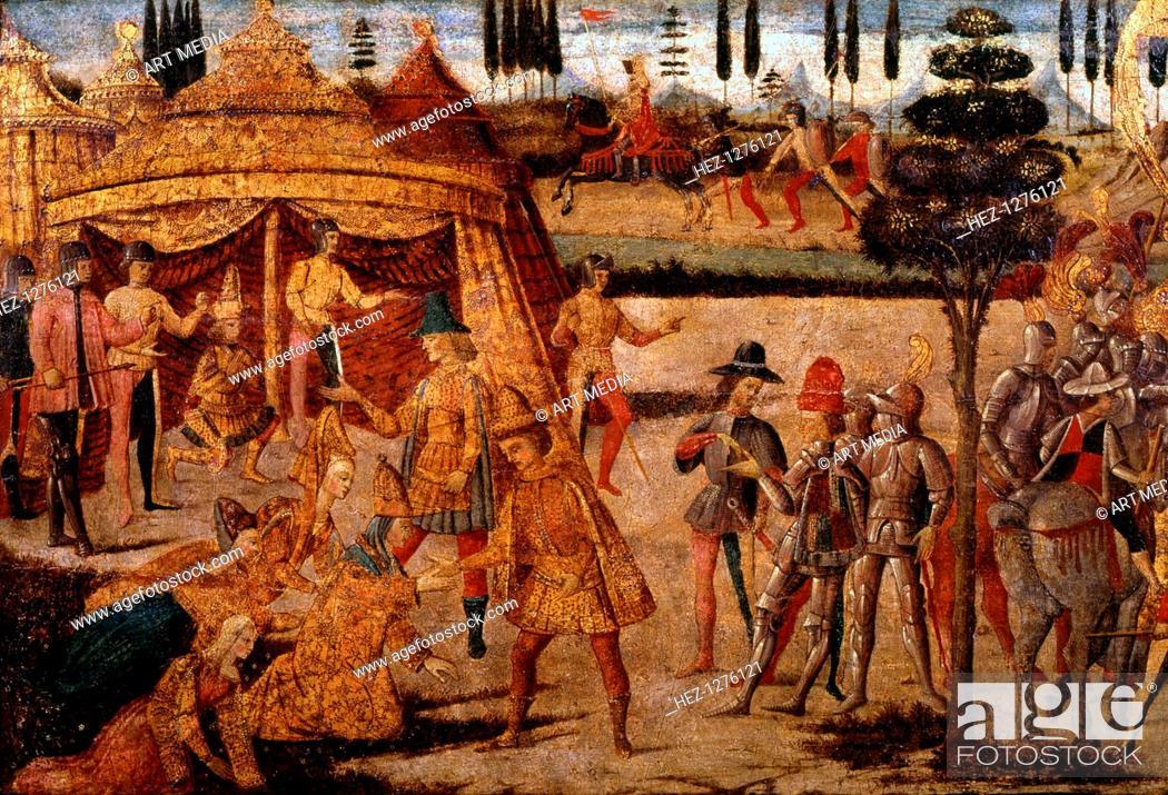 Alexander the Great visits Dar...