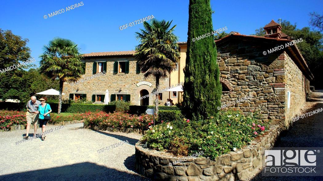 Stock Photo: italiy, Tuscany, Cortona,.