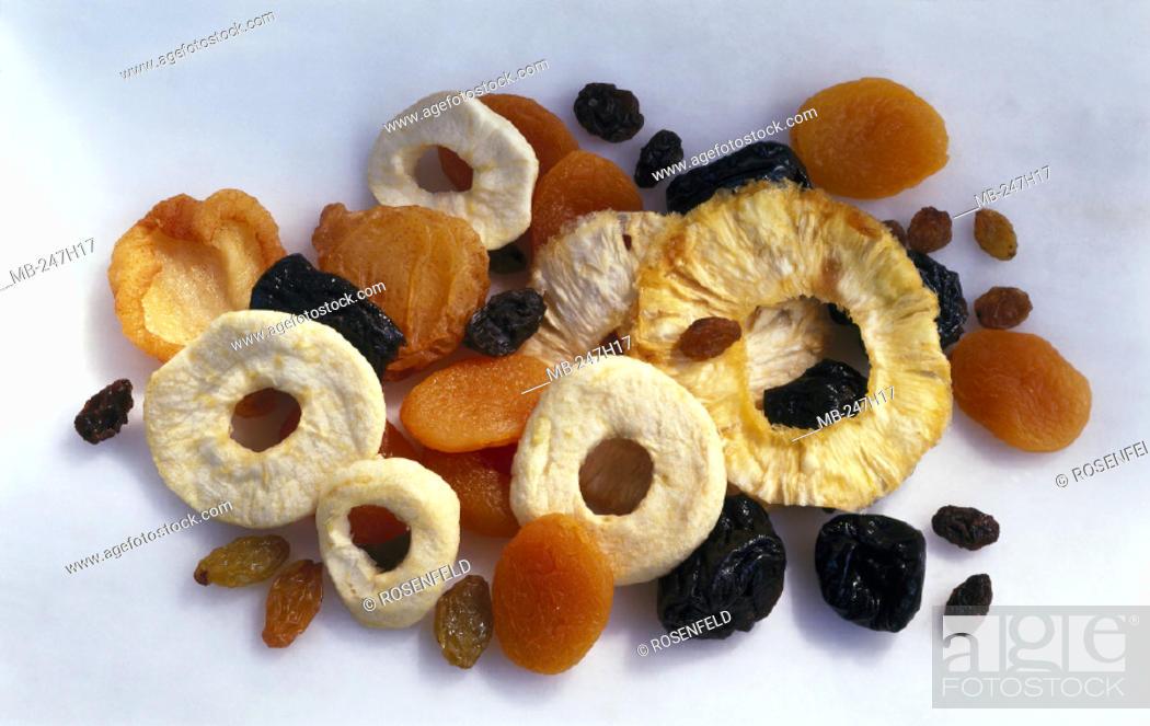Stock Photo: Dry fruit, Sorts, various.
