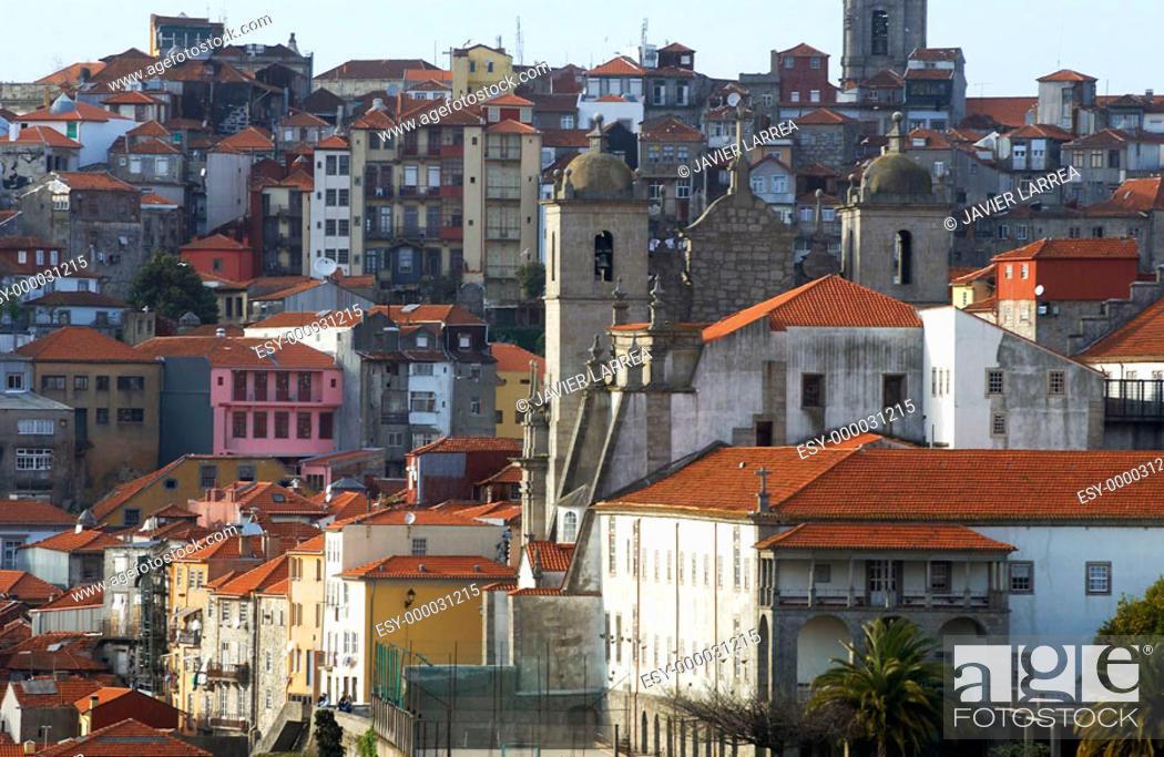 Stock Photo: Porto. Portugal.
